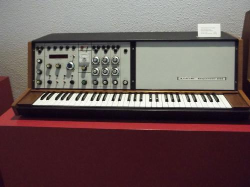 Musikinstrumenten Museum