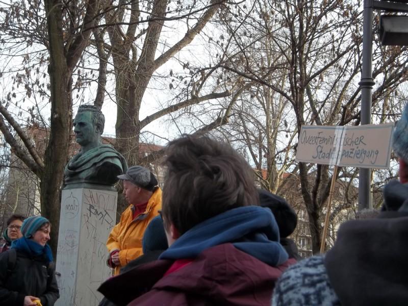 www.frauentouren.de organizzano visite guidate con tematica donne e femminismo a Berlino