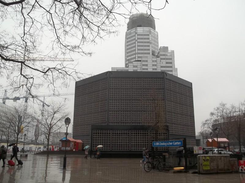 Neue Gedächtinskirche