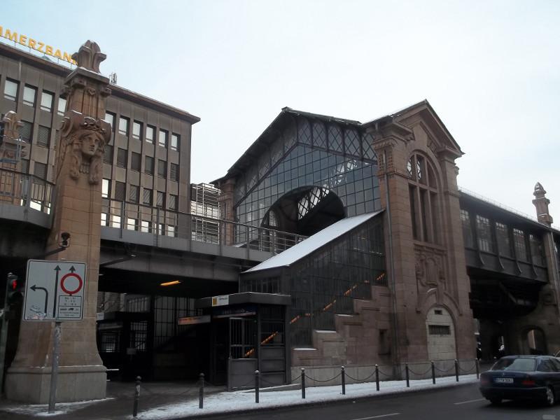 U-Bahn Bülowstrasse