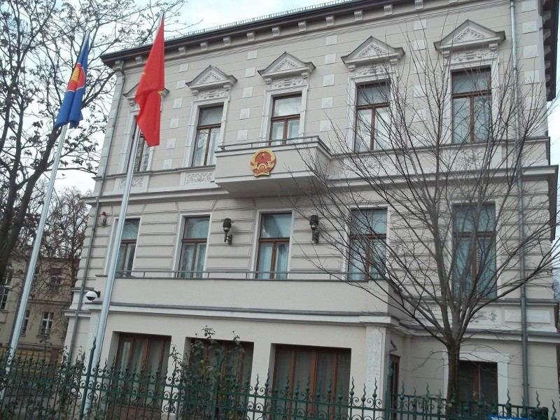 Ambasciata del Vietnam