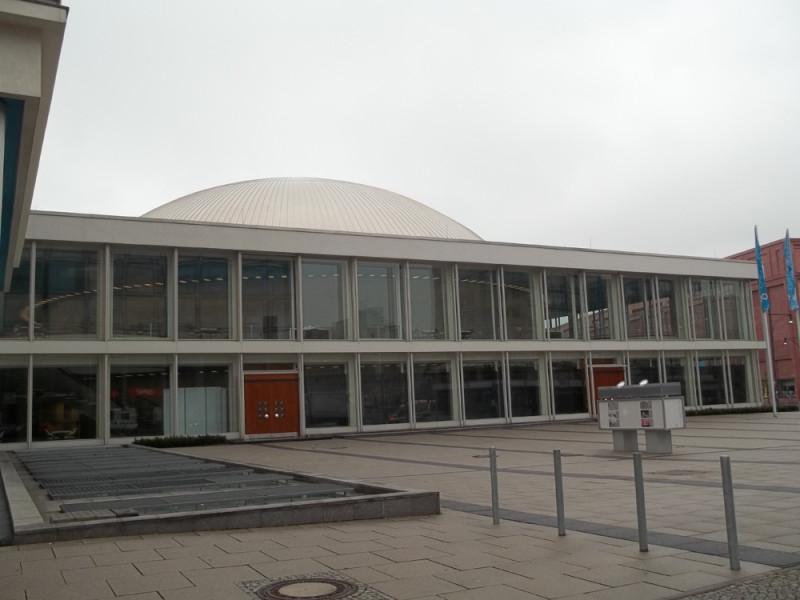 Kongresshalle (Est)