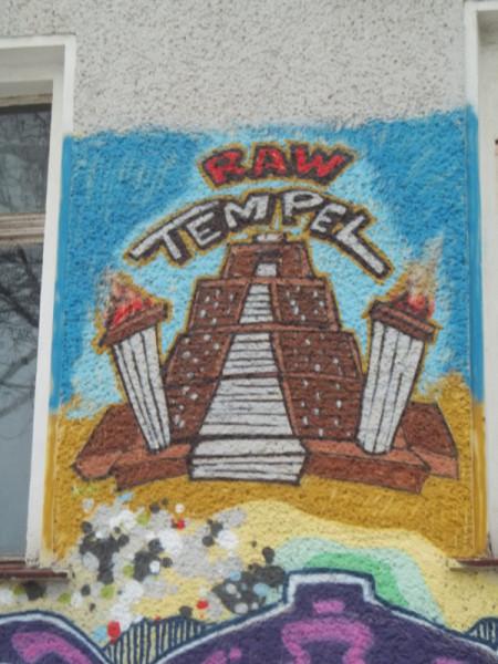 RAW tempel