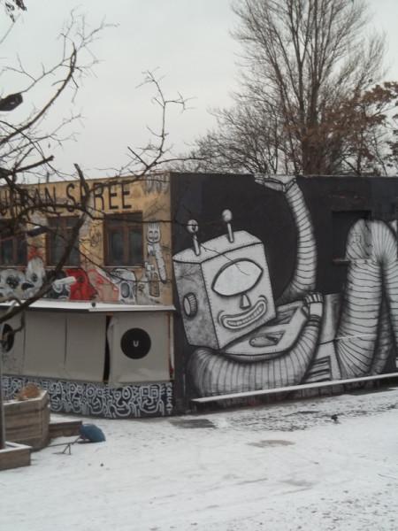 Berlino RAW tempel