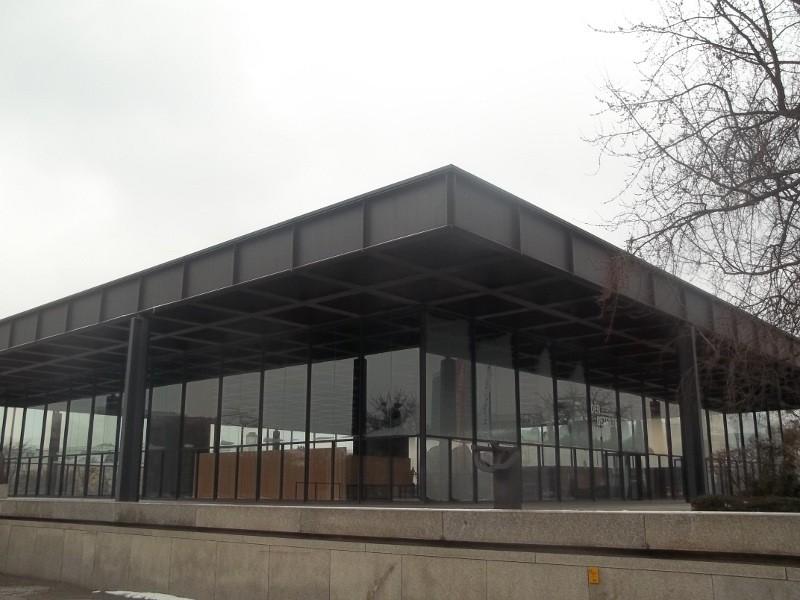 Neue Nationalegalerie (Ovest)