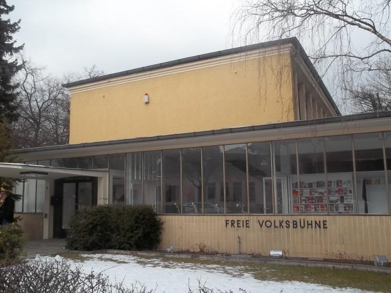 Freie Volksbühne (Ovest)