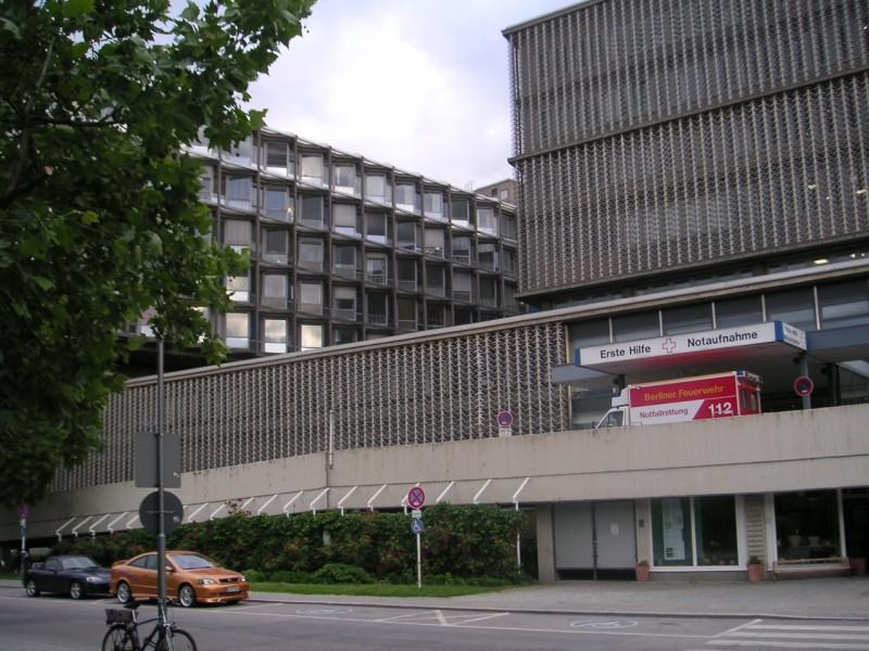 Freie Universität Berlin (Ovest)