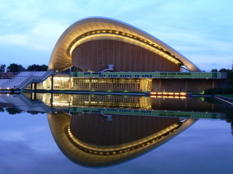 Haus der Kulturen der Welt in der Kongresshalle Berlin Author=VollwertB