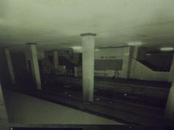 stazione fantasma Potsdamer Platz