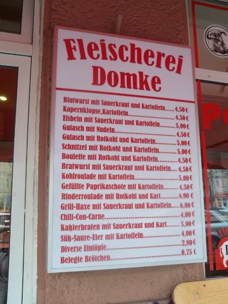 cucina tedesca a berlino