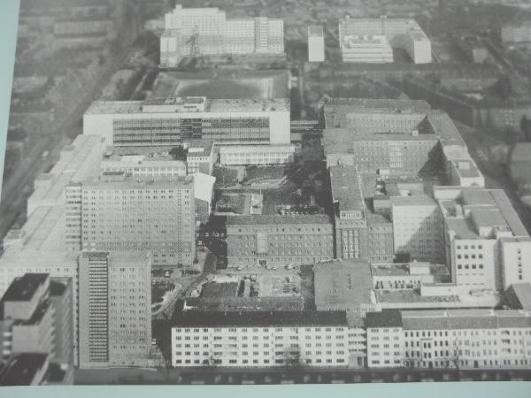 Centrale della Stasi a Berlino est