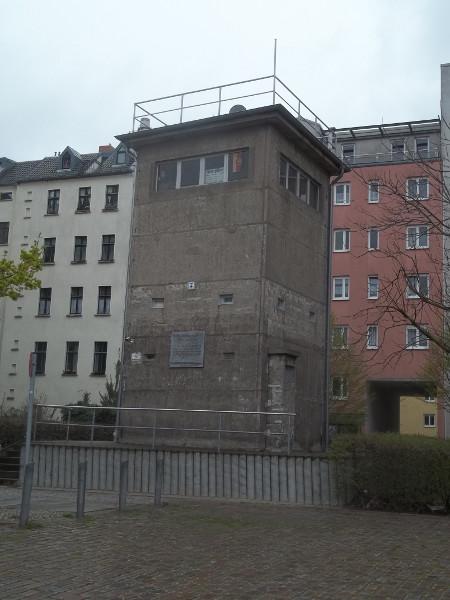 Gedenkstätte Günter Litfin