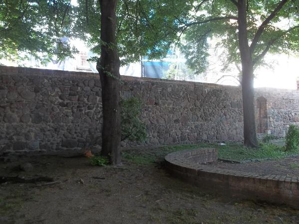 Stadtmauer originale