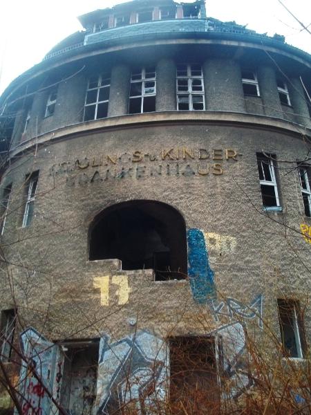 Kinderkrankenhaus in Weissensee (Berlin-Pankow)