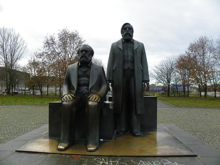 Forum Marx und Engels - Foto di Giulia Camarda