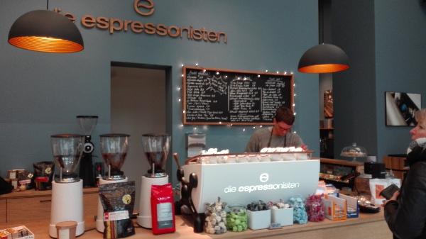 Dove bere il caffe' a Berlino
