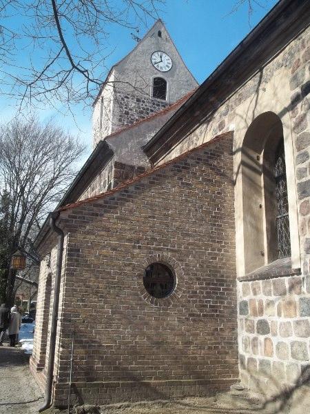 Alte Pfarrerkirche Mahlsdorf
