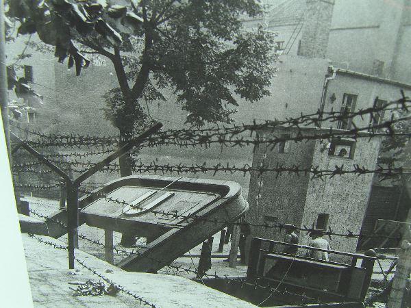 metropolitana Bernauer Strasse anni '80