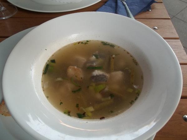 """Zuppa di pesce """"classica"""" piccola"""