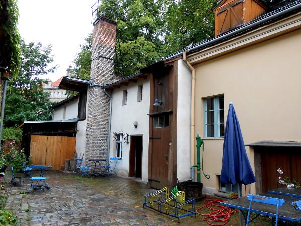 Alte Bäckerei Pankow