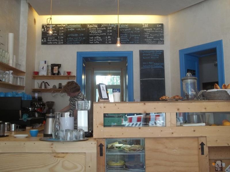 Leuchstoff Kaffeebar